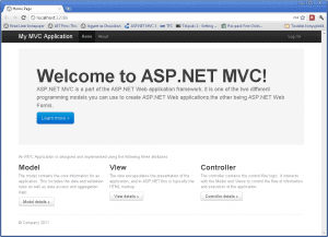 ASP.NET MVC theme using Twitter Bootstrap